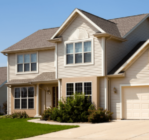 House Siding Colors Make Your House Beautiful