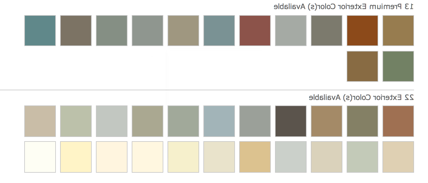 Vinyl Siding Colors 2
