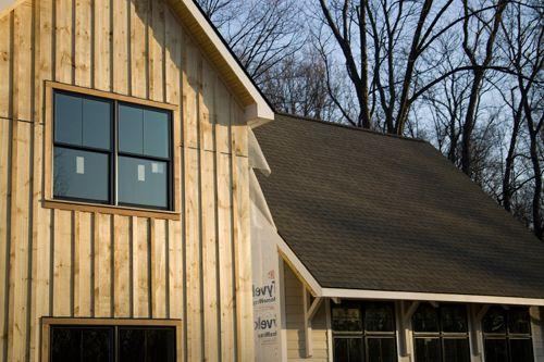 Practical And Elegant Board And Batten Siding