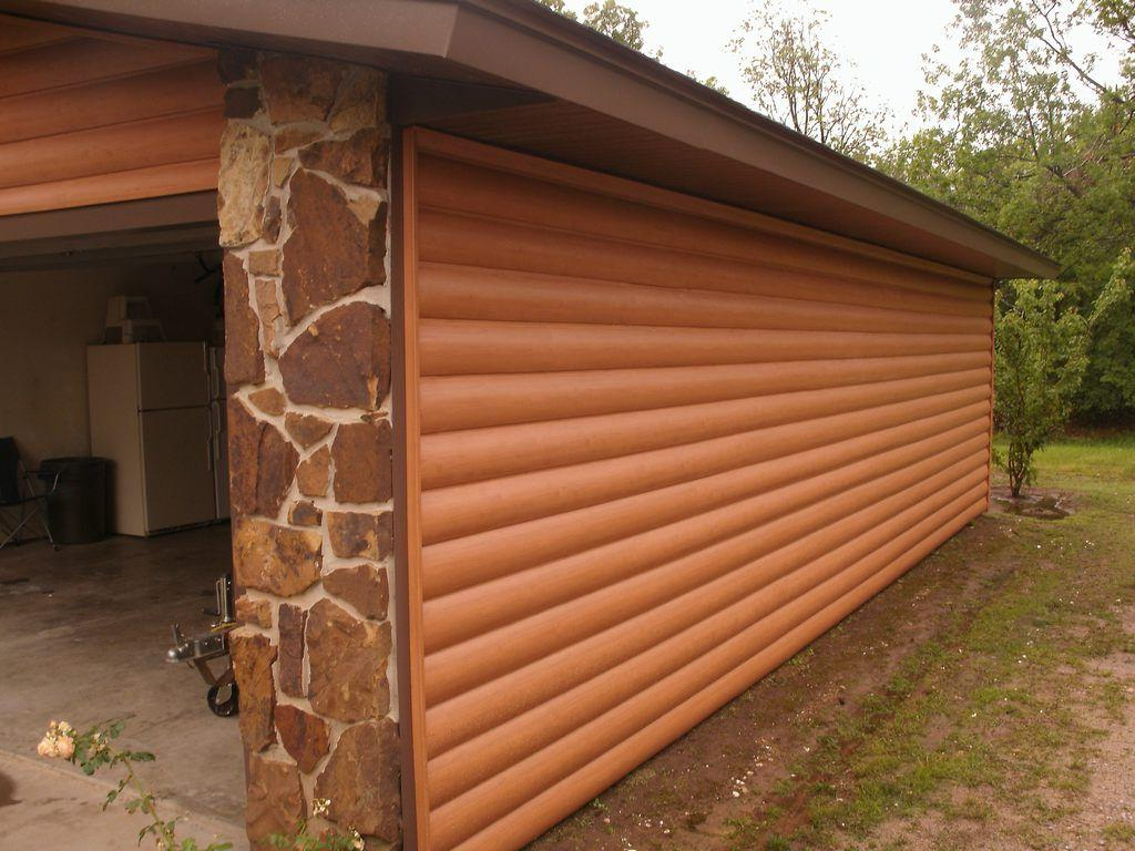 make your log cabin awesome with log cabin siding
